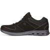 ECCO Wayfly Shoes Men Black/Black